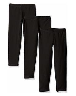 Hanes Girls' Legging 3-Pack