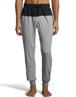 Hanes Men's 1901 Heritage French Terry Jogger with Front and Back Yoke