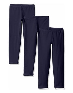 Hanes Girls' Legging 3-Pack