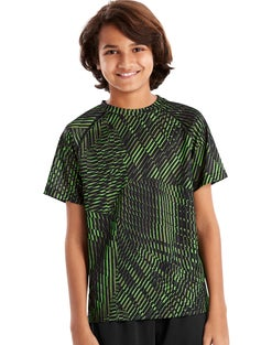 Hanes Sport™ Boys' Graphic Short Sleeve Tech Tee