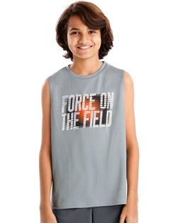 Hanes Sport™ Boys' Graphic Sleeveless Tech Tee