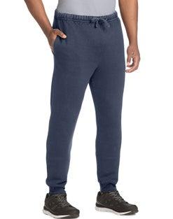 Hanes Men's 1901 Heritage Fleece Jogger Pants with Pockets