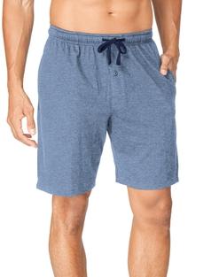 2-Pack Hanes Men's Jersey Lounge Drawstring Shorts