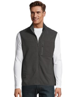 Hanes Men's Fleece Vest
