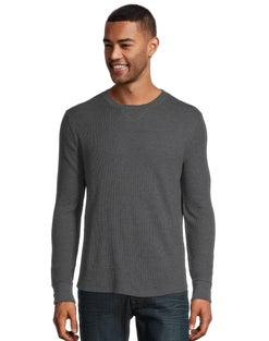 Hanes Men's Thermal Crew