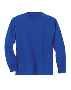 Hanes Youth Authentic ComfortSoft® Long-Sleeve T-Shirt