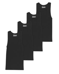 Chaps Men's Tank Extended Sizes 4-Pack