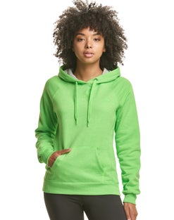 Hanes Athletics™ Women's EcoSmart® Fleece Hoodie Sweatshirt