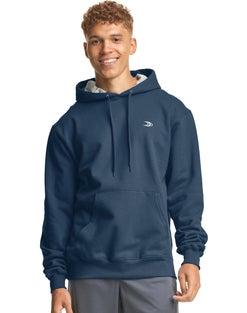 Hanes Athletics™ Men's EcoSmart® Fleece Pullover Hoodie