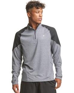 Hanes Athletics™ Men's Quarter Zip Jacket