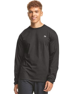 Hanes Athletics™ Men's Long Sleeve Jersey Tee