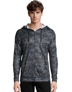 Hanes Sport™ Men's Performance Fleece Zip Up Hoodie