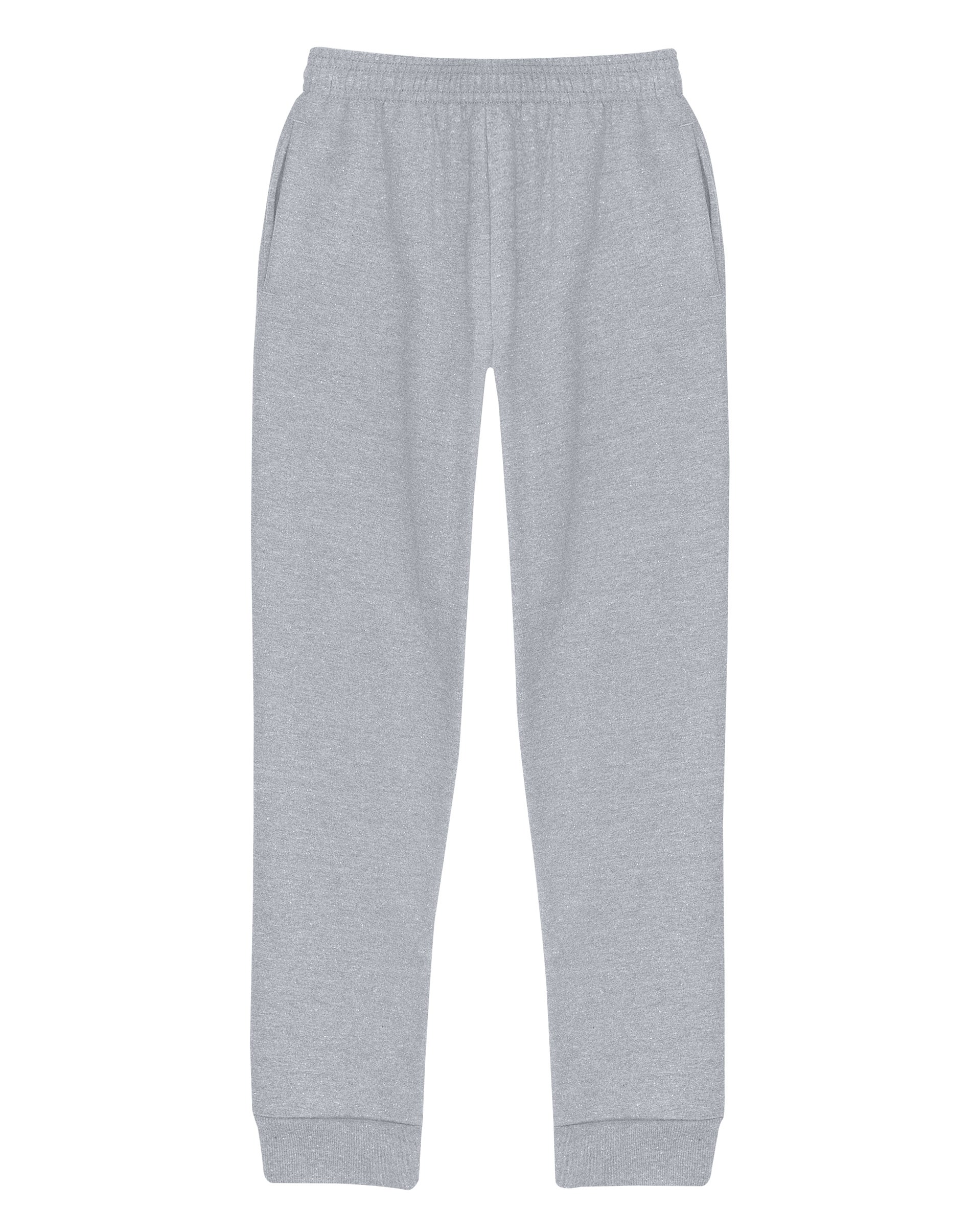 XL OK288 Hanes Girls` ComfortSoft EcoSmart Jogger Sweatpants Black