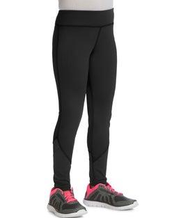 Hanes Sport™ Girls' Print Block Leggings
