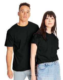 Hanes Beefy-T Adult Pocket T-Shirt 2-Pack