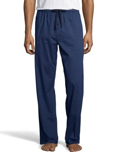 Hanes Men's Woven Stretch Lounge Pant