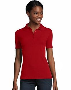 Hanes Women's FreshIQ™ X-Temp® Pique Polo