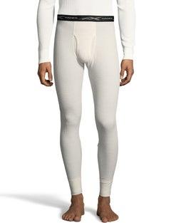 Hanes Men's Waffle Knit Thermal Pant 3X-4X