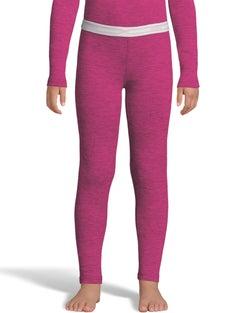Hanes Girls' Space Dye Pant