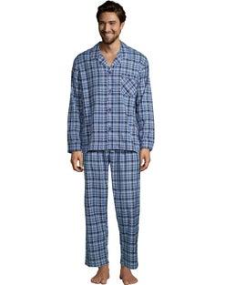 Hanes Men's Woven Pajamas