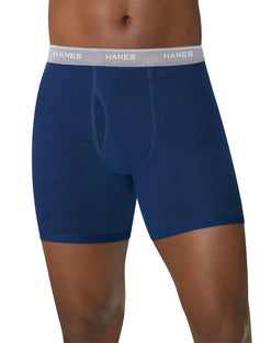 Hanes Men's ComfortSoft® Boxer Briefs with Comfort Flex® Waistband 5-Pack