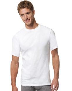 Hanes Men's FreshIQ™ ComfortBlend® Tall Crewneck LT-3XLT 4-Pack