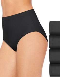 Hanes Ultimate™ Breathable Comfort Micro Mesh Brief 4-Pack