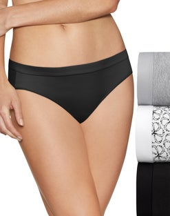 Hanes Ultimate™ Women's Constant Comfort® X-Temp® Bikini 3-Pack