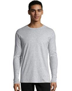 Hanes Nano-T® Men's Long-Sleeve T-Shirt