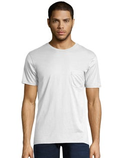 Hanes Men's Nano-T® Pocket T-Shirt