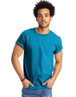 Hanes Men's TAGLESS® Short-Sleeve T-Shirt