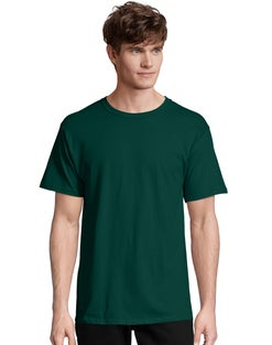Hanes Men's Everyday Short Sleeve Crewneck T-Shirt