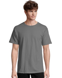 Hanes Men's Everyday Short Sleeve Crewneck T-Shirt