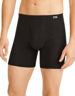 Men's Tagless Boxer Briefs, 6 pack