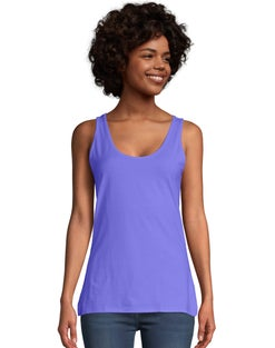 Hanes Live.Love.Color™ Scoop Neck Tank
