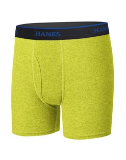 Hanes Ultimate® Boys' Lightweight Boxer Briefs 4-Pack
