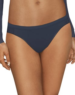 Hanes Comfort Flex Fit® Microfiber Stretch Bikini 6-Pack