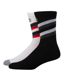 Performance Crew Socks, 2-pairs