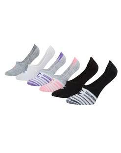 Performance Invisible Liner Socks 6-pairs