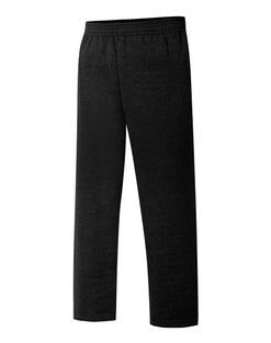 Hanes EcoSmart® Boys' Open Leg Sweatpants
