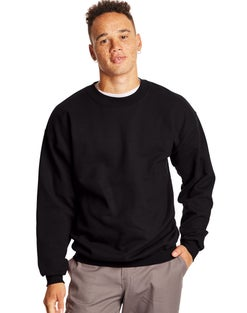 Hanes Men's Ultimate Cotton® Heavyweight Crewneck Sweatshirt