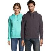 Hanes Unisex ComfortWash Garment Dyed Fleece Hoodie Sweatshirt (various colors/sizes)