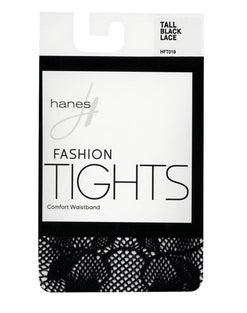 Hanes Lace Tights
