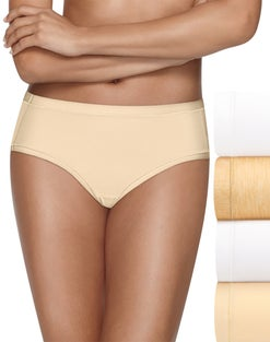 Hanes Ultimate™ Cool Comfort™ Women's Low Rise Brief 4-Pack