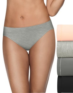 Hanes Ultimate™ Cool Comfort™ Women's Bikini Panties 4-Pack
