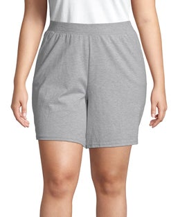 JMS Cotton Jersey Pocket Shorts