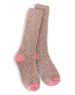 World's Softest® Girls Ragg Rugby Crew Socks