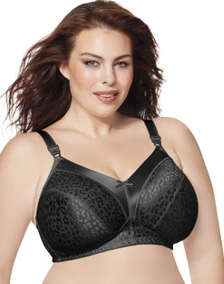 Just My Size Satin Stretch Wirefree Bra