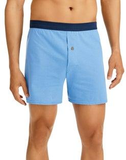 Hanes Men's Knit Boxers 6-Pack