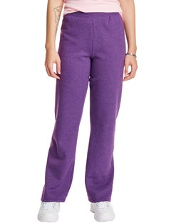 Hanes ComfortSoft™ EcoSmart® Women's Open Bottom Leg Fleece Sweatpants